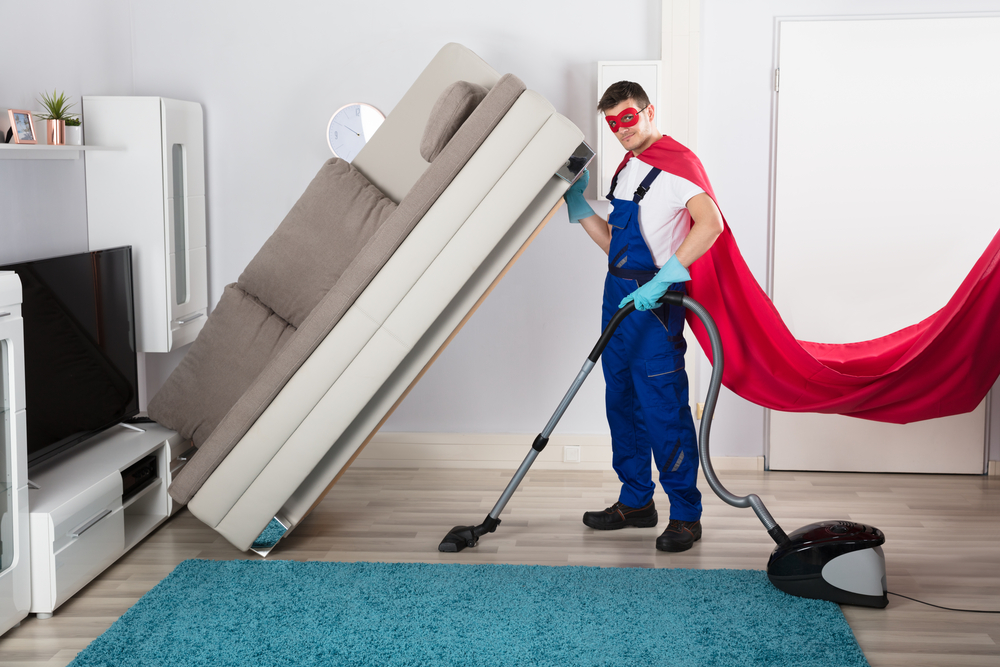 A Simple Checklist For Deep Cleaning Your House At Your