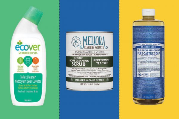 best natural organic cleaning products