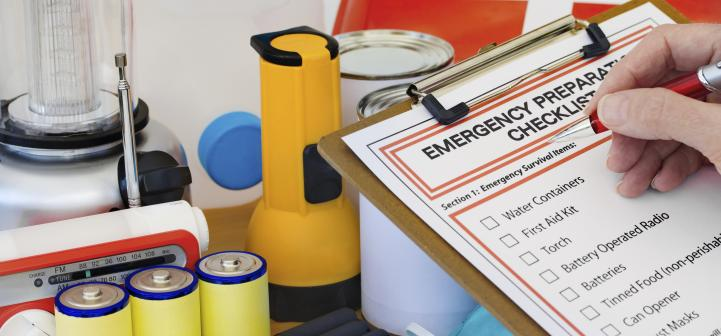 flood preparation checklist