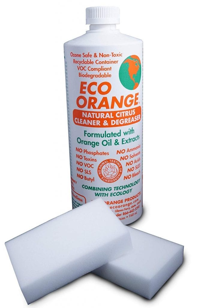 best orange cleaning product