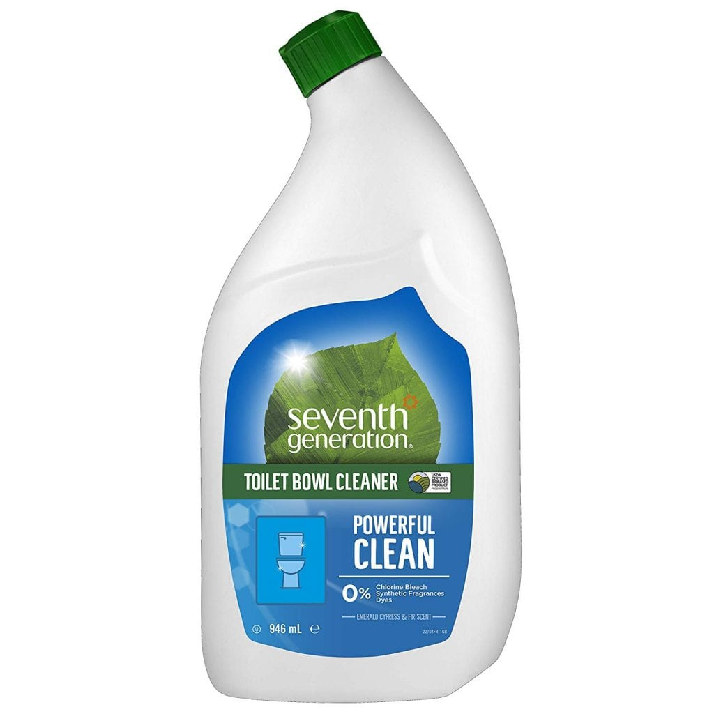 natural organic toilet bowl cleaner