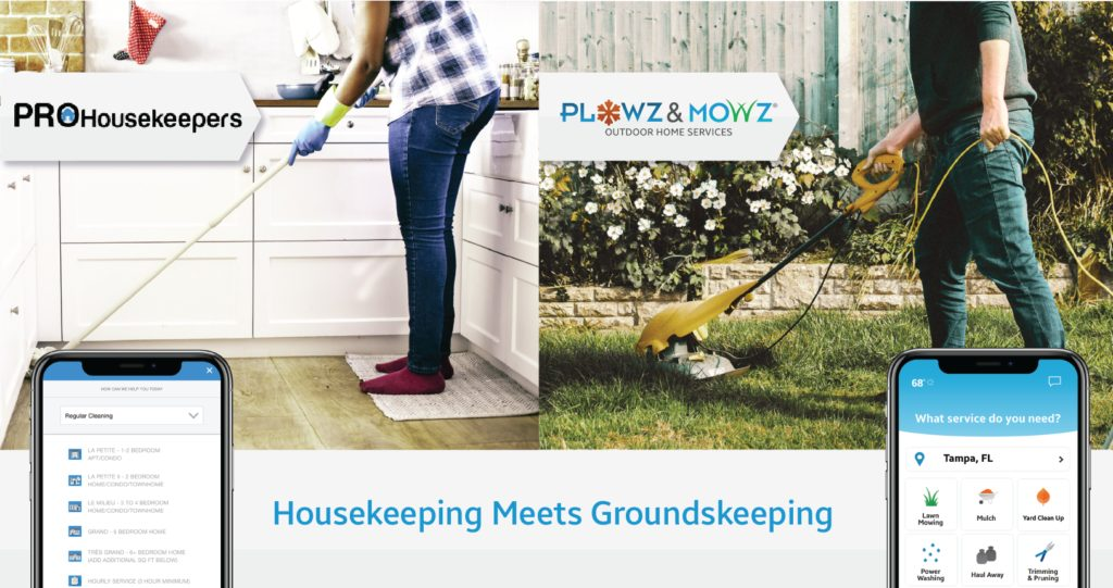 Pro Housekeepers and Plowz & Mowz