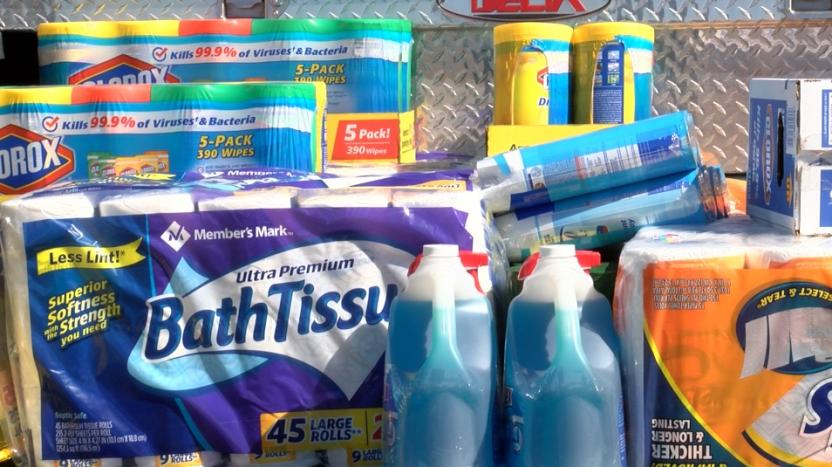 flood cleaning supplies list