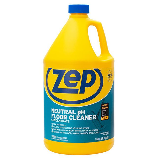ph neutral marble floor cleaner