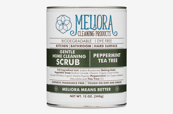 biodegradable home cleaning scrub