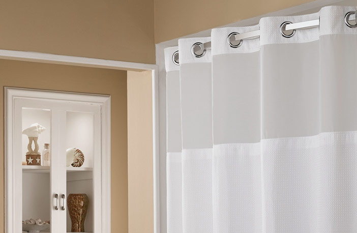 The Best Ways To Clean A Shower Curtain And Liner Pro Housekeepers