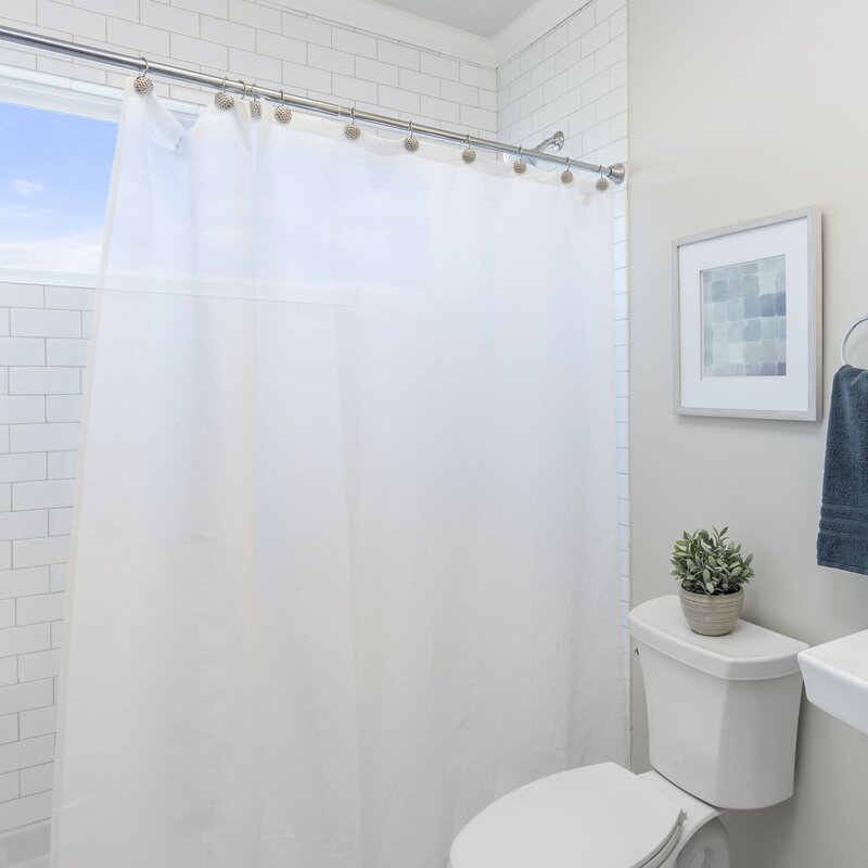 how to clean shower curtain liner