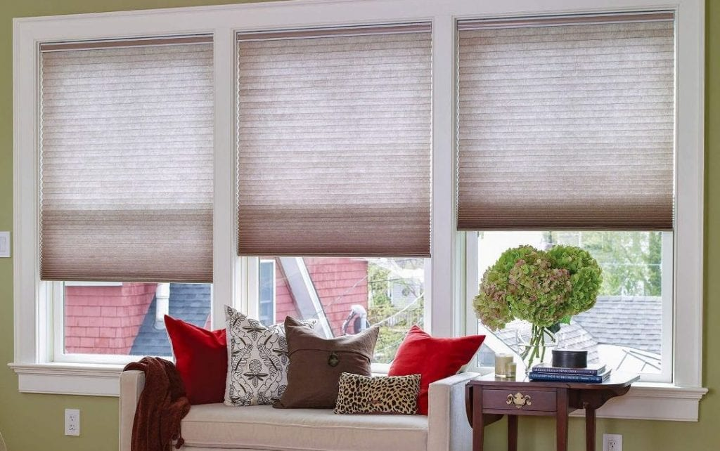 how to clean cellular shades and pleated shades