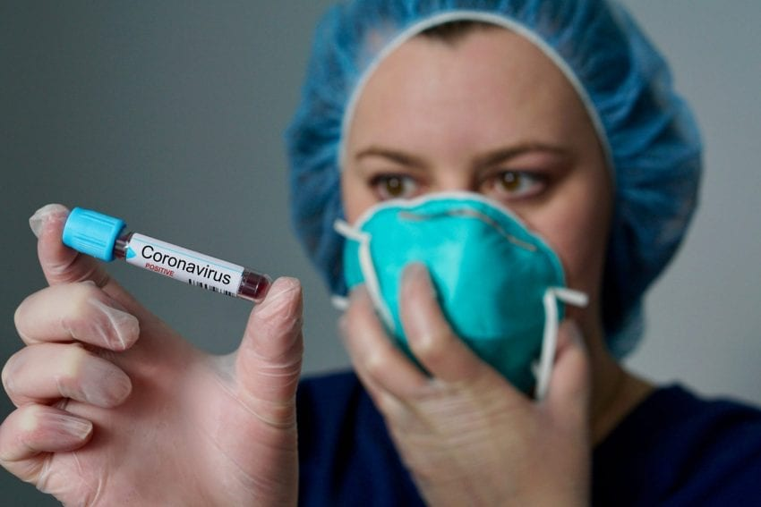 cleanind and disinfecting to prevent coronavirus and covid-19