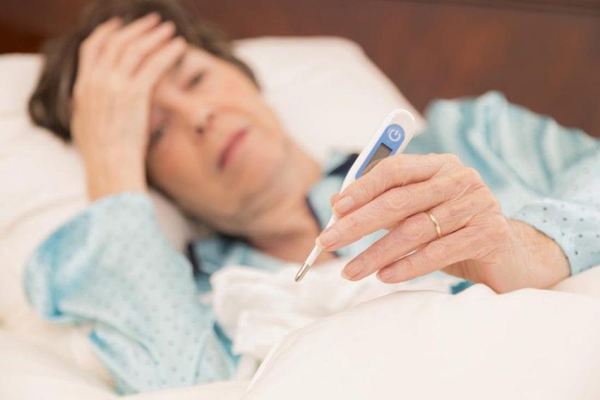 covid-19 symptoms include high fever