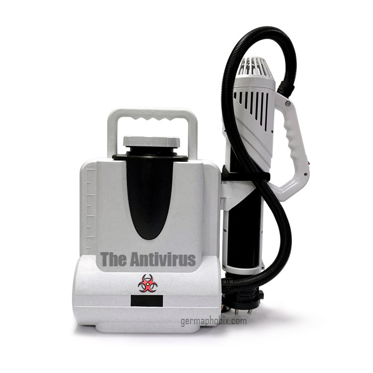 The Antivirus Electrostatic Sprayer