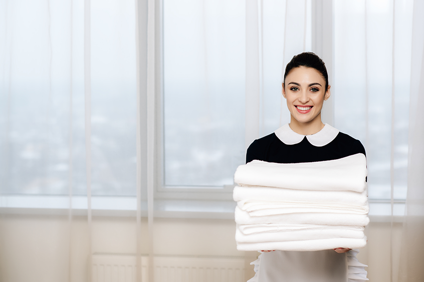 average cost of a housekeeper