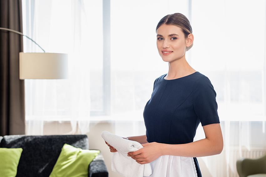 Types of housekeepers