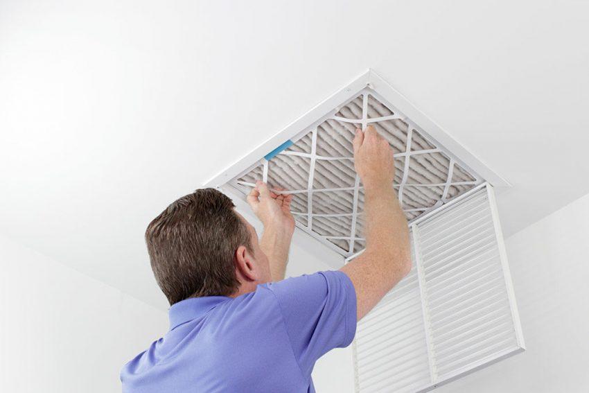 indoor air quality hvac