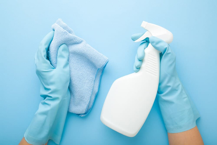 wall cleaning supplies