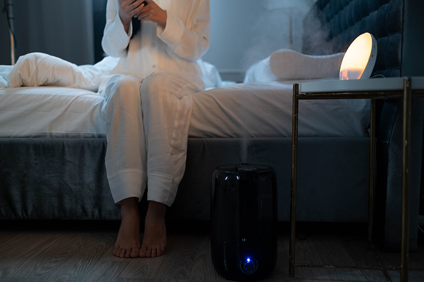 how often to clean a humidifier